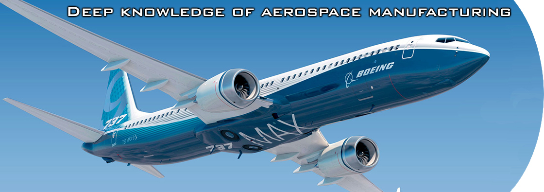 Kemco Aerospace Manufacturing Homepage Slider